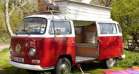 Hire A Camper Van On The Isle Of Wight